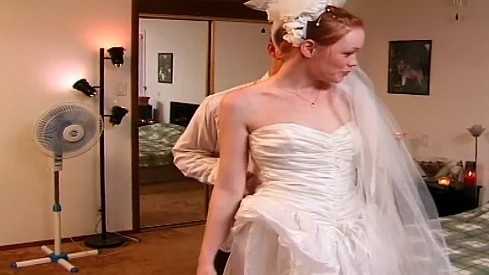 Fickt Hochzeit der Ehefrau vor Schwiegervater Fickt